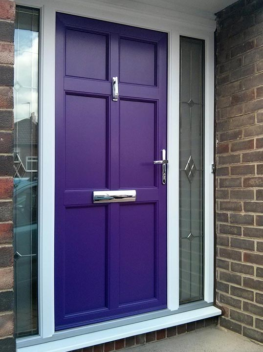 Suffolk Door Collection - The Lavenham