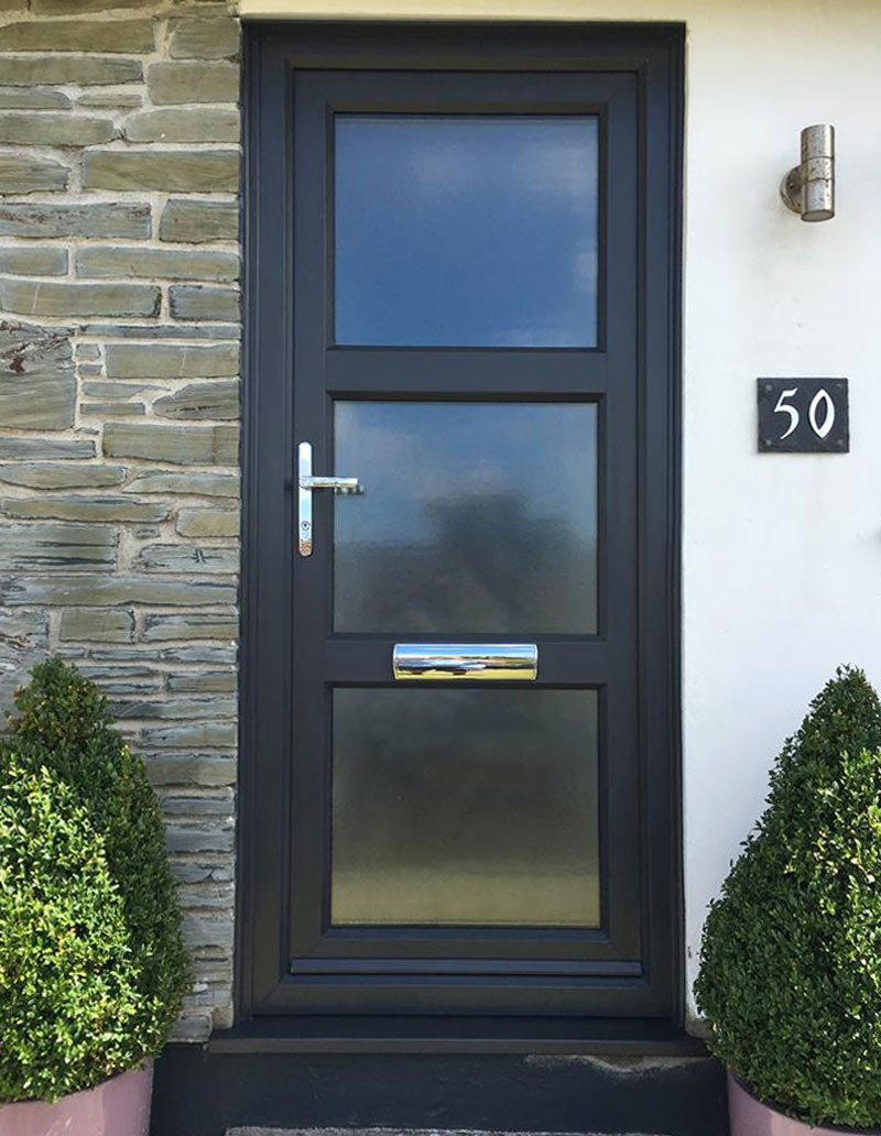 Heritage Door Security Pvc U Doors