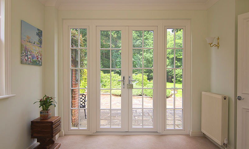 Heritage Collection - French Doors