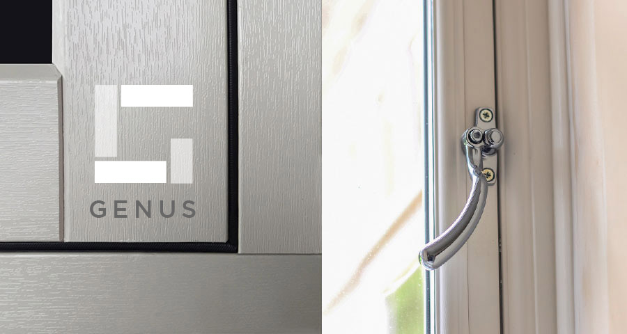 GENUS – with Flush Sash