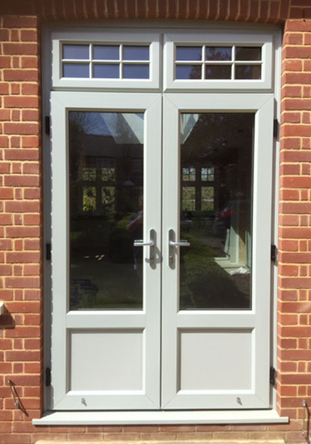 Heritage French Doors Express Your Personality Pvc U Doors