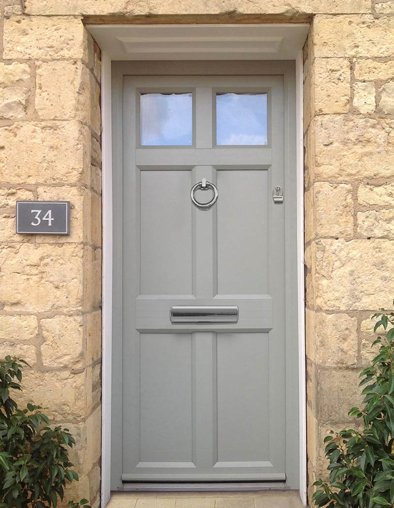 The Heritage Door Collection