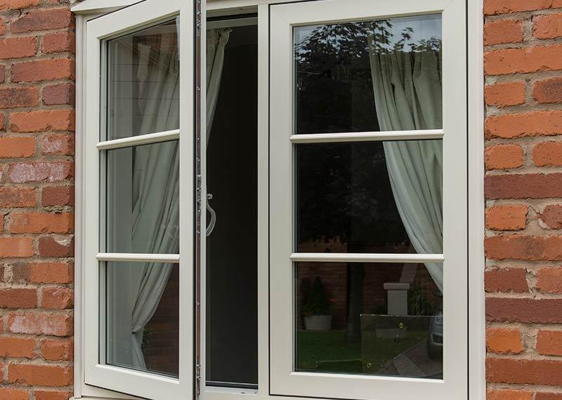 Heritage Flush Sash Windows