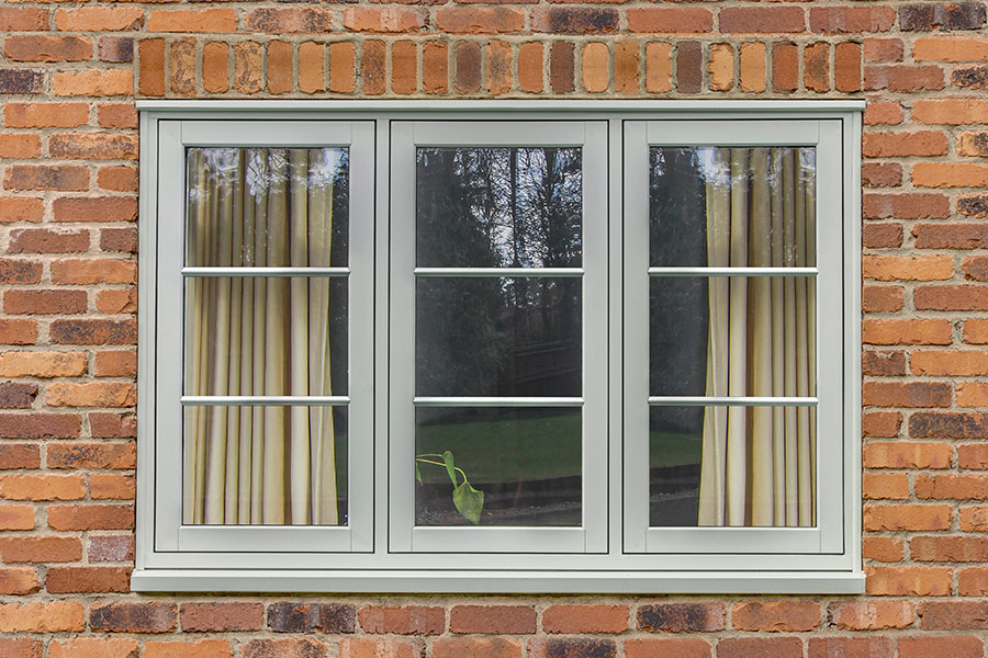 Heritage with Flush M (Mechanical) Sash - Windows