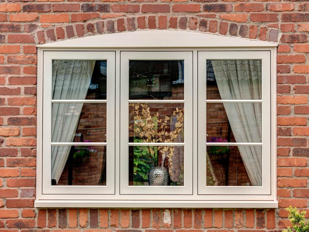 Heritage Windows with Flush Sash