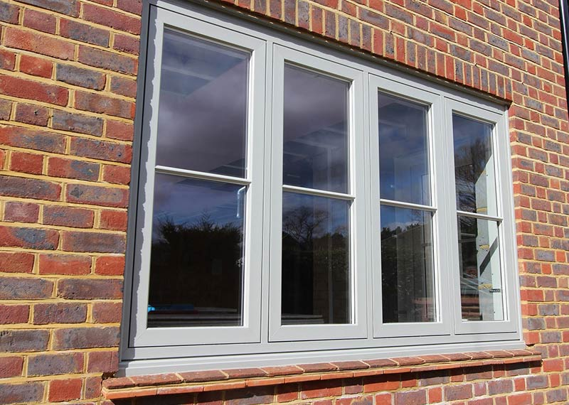 Heritage Flush Sash Windows
