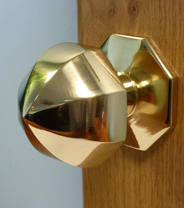 Heritage Collection - Brass Umbrella Knob