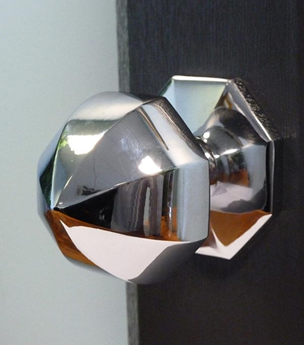 Heritage Collection - Chrome Umbrella Knob